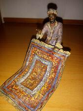 WIENER BRONZE Araber Teppich, mit Bergmann signiert, Größe: 9,5 cm
