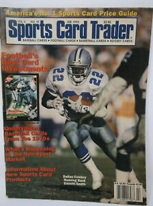 Sports Card Trader February 1993