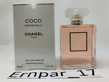 Chanel Coco Mademoiselle 3.4 oz Perfume Women Spray Brand New Eau De Parfum
