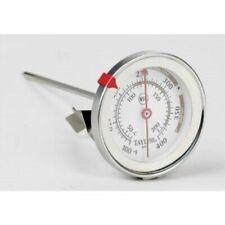 Taylor Classic Candy Deep Fry Thermometer Yogurt 5911N 100 to 400 Deg W/clip