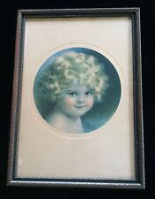 """Vintage Print """"Sunbeam"""" by Bessie Pease Gutman"""