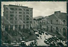 Potenza Città Teatro Stabile Foto FG cartolina ZK1208