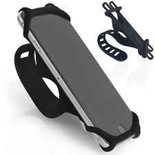 Bicycle & Mountain Bike Cell Phone Handle Bar Holder Cradle for Samsung / iPhone