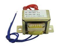 10W Single 220V Power Transformer Input AC 380V/50Hz - Output AC 220V 45mA EI48