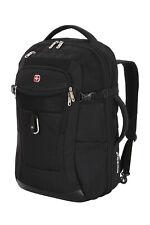 Swissgear 1900 Travel Laptop Backpack - Black