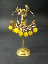 Fashion Hoop Drop Earrings Jewelry E3258 Indian Bollywood Jhumka Jhumki Minakari