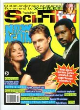 WoW! Sci-Fi Tv #9 Now And Again! X-Files! Producer Glen Larson! Stargate Sg-1