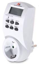 Digitale Tijdschakelaar - Schakelklok Timer - Binnen Tijdklok maclean 230V 16A