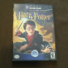 Nintendo Gamecube Video Game Harry Potter and the Chamber of Secrets Rated E