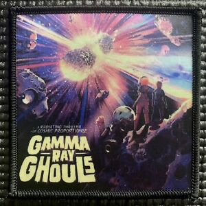 """NASA JPL """"GAMMA RAY GHOULS"""" EXOPLANET EXPLORATION SPACE PATCH- 3.5"""""""