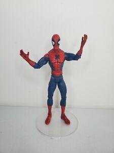 "Marvel Diamond Select Legends 7"" Amazing Spider-Man Figure Peter Parker Loose"