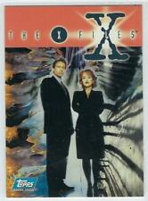 1995  X - Files  trading cards  PROMO card #P6.