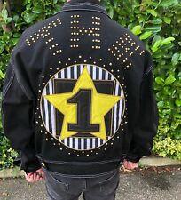 "More details for elton john crew member jacket by gianni versace, 1994 ""1"" worldwide tour."