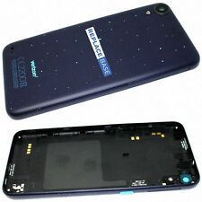 For HTC Desire 530 - Replacement Battery Cover With Buttons Blue OEM