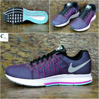 W Nike Air Zoom Pegasus 32 Flash - Running Shoe - Uk 8.5 Eur 43 - 806577-500