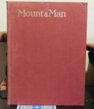 Mount And Man by Lieut-Col M F McTaggart 1945 Edition Country Life Ltd