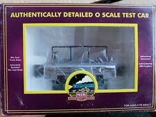MTH  20-98215 Union Pacific Die-Cast Test Car SILVER O Gauge NIB MAKE OFFER