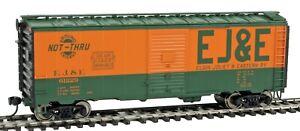 Walthers 910-1694 40' AAR 1944 Boxcar Elgin, Joliet & Eastern #61229