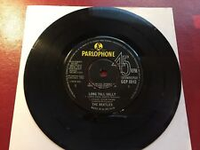 THE BEATLES   LONG TALL SALLY  EP SINGLE 1964 (ORIGINAL PRESS WITH KT TAX CODE)