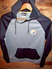 🏈 Pittsburgh Steelers Nike Therma- Fit Women's Small S Funnelneck Hoodie NFL