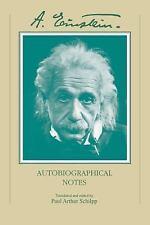 Autobiographical Notes: By Einstein,  Albert