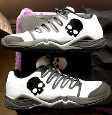 Hydrogen Star Tennis Shoes White Size 44 10 Italy Fabio Fognini Nik adidass
