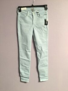Hot Topic Judy Blue Pastel Blue Skinny Jeans Size 7