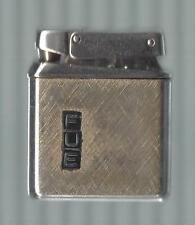 Vintage Kreisler Butane Gas Lighter Made in USA, Gold Color, See Description