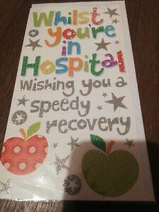 Get Well Soon Card BNIP Hospital