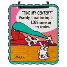 "Hallmark Maxine Yoga Ornament ""Find My Center?"""