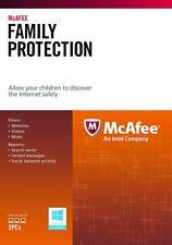 Mcafee Familia Protección 2019 Pc Dell Tarjeta Descarga Seguridad 3 Usuarios