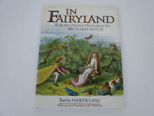 Fairy Fairyland Scottish Fantasy Story Tale Elf Fiction Illustrated 1979