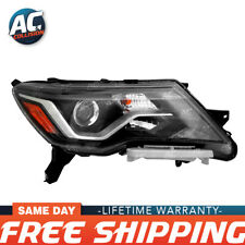 20-9901-00-1 Headlight Assembly Right Side for 17-18 Nissan Pathfinder RH