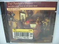 MAIDEN'S PRAYER & OTHER GEMS FROM AN OLD PIANO STOOL, Philip Martin Hyperion NEW