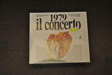2CD 1979 IL CONCERTO DEMETRIO STRATOS AREA SKIANTOS BANCO DEL MUTUO SOCCORSO ITA