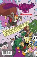 Unbeatable Squirrel Girl #16 MARVEL Story Thus Far Variant Cover 1st Print