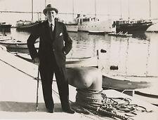GERMAINE KRULL , MR  TITULESCO à MONACO CIRCA 1934