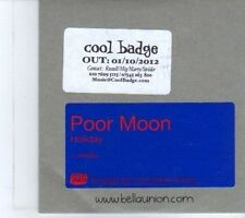 (DR652) Poor Moon, Holiday - 2012 DJ CD
