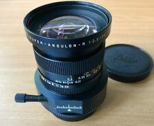 Leica Schneider-Super Angolan PC 28mm F/2,8 für Leica R System in top Zustand