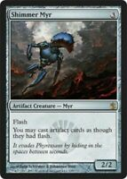 1x SHIMMER MYR - Mirrodin Besieged - MTG - NM - Magic the Gathering