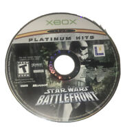 Star Wars: Battlefront I XBOX Original Game Disc Only 1 53i