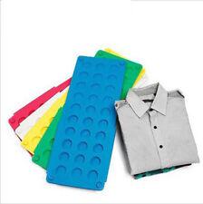 Adult Magic Fast Speed Folder Clothes Laundry Shirts Folding Board Flip Fold It