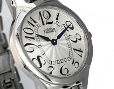Roamer Ladies Designer Watch Swiss Made Stainless Face Silver Model 680 953
