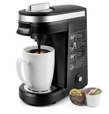 K Cup Single Serve Coffee Maker Great Machine Brewer Automatic Kitchen Keurig