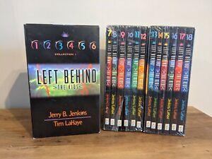 Left Behind - The Kids Series Books 1-18 Book set  - J B Jenkins & T La Haye