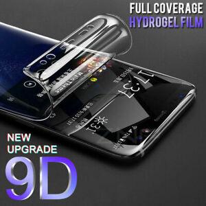 15D Soft Screen Protector Hydrogel Film For Samsung Galaxy A20E A40 A50 A70 A10