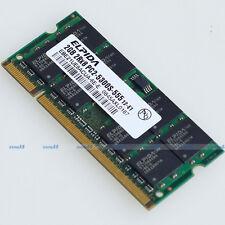 Elpida 2GB PC2-5300 DDR2-667 667Mhz 200pin DDR2 Laptop Memory SO-DIMM 2G RAM NEW