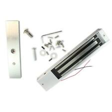 Electric Magnetic Lock Holding Force Access Control Single Lock 12V 280KG US