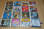 lot 17 Jeux Nintendo DS : Léa, sims, coach, zoo... / VF