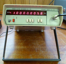 Topward Electric Instruments Model TFC-122 120MHz Frequency Counter